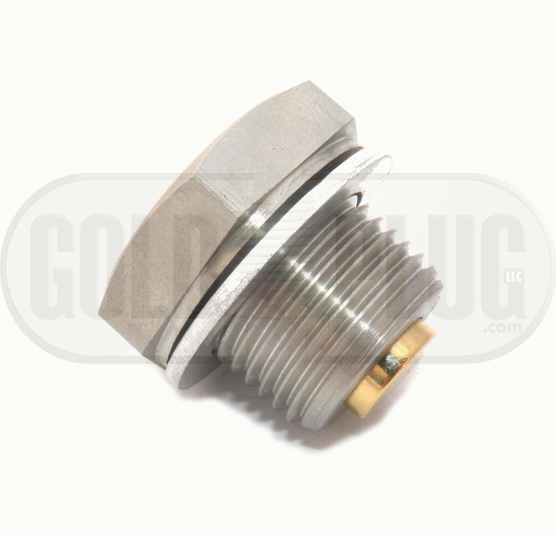Automotive (Car/Truck/SUV/etc) Drain Plugs – Magnetic Drain Plugs