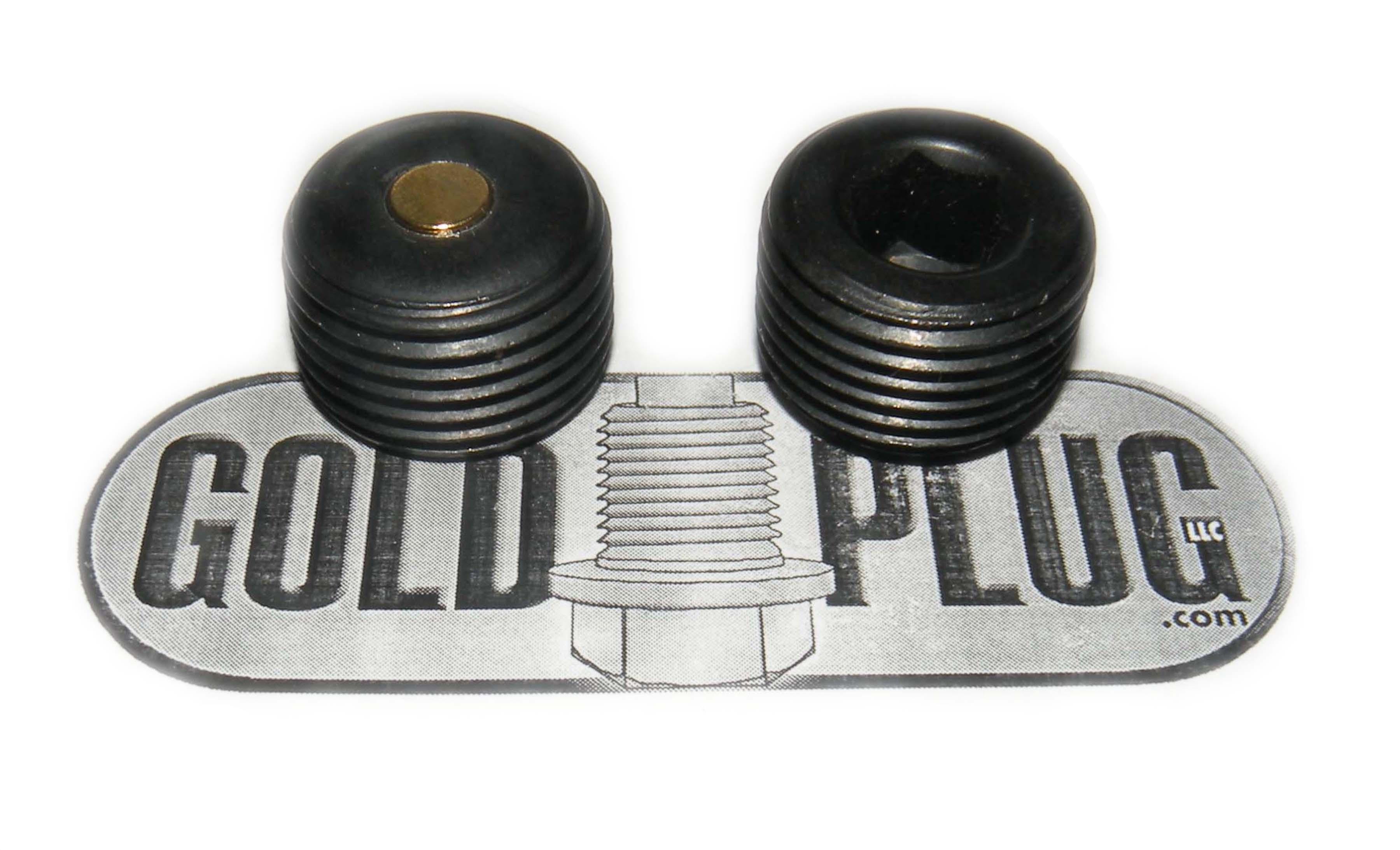 Automotive (Car/Truck/SUV/etc) Drain Plugs – Magnetic Drain Plugs ...