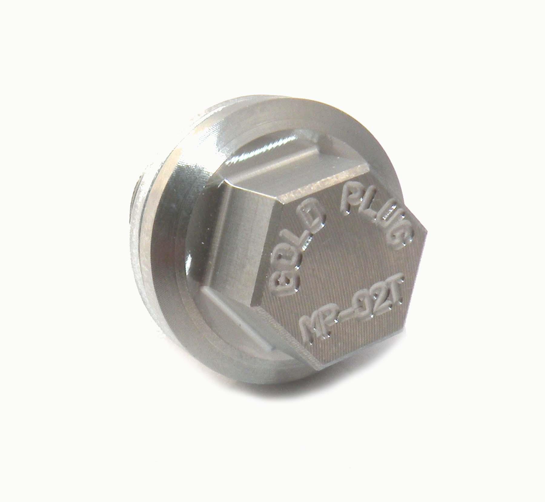 Gold Plug Magnetic Drain Plug MP-02T - Gold Plug LLC – Magnetic ...