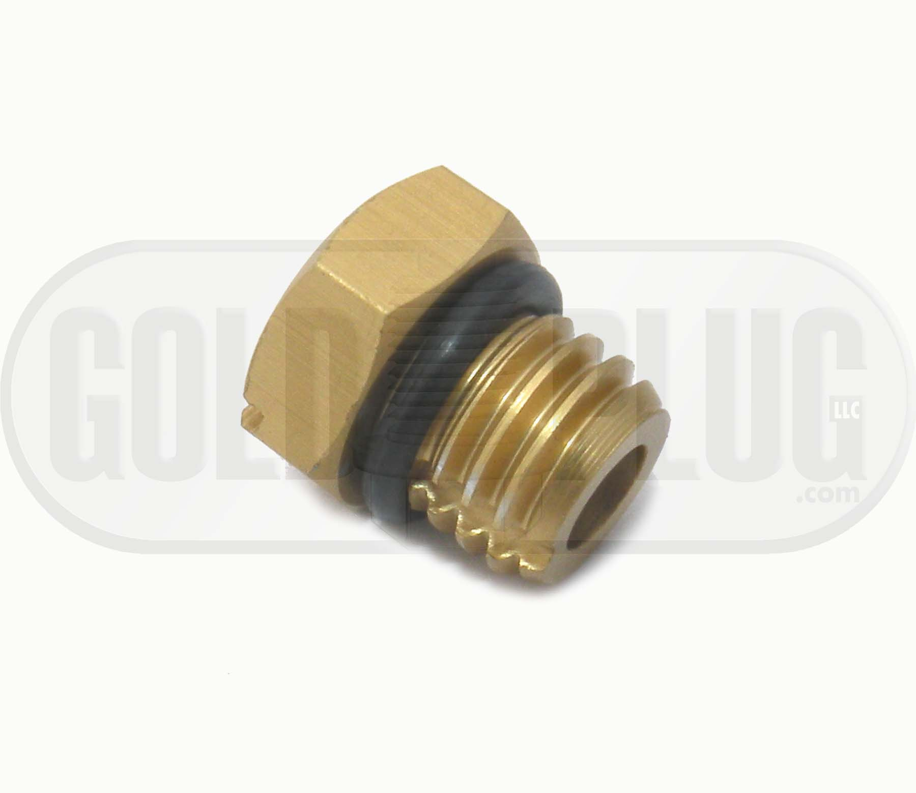 Duramax Diesel Fuel Bleeder Screw Gold Plug Llc Magnetic Drain Plugs Filter Housing