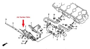 CBR-Air-Suction-Valve